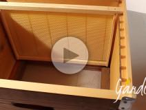 L'arnia a favi mobili - Apicoltura Gardin