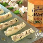 Barchette di sedano - la ricetta di Apicoltura Gardin