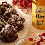 Pigne al miele e cioccolato - Apicoltura Gardin