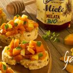 Dadolata di zucca al miele di melata - Apicoltura Gardin