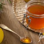 Gelatina di miele alle mele e rosmarino