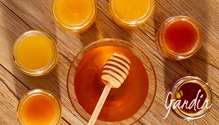 Degustare il miele